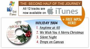 Silent Night: Part of the HOLIDAY 2004 EP: The Music of JD Warrick