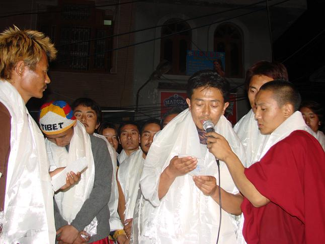 Tibetan Youth Congress members released